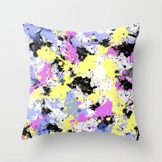 Abstract 22 Throw Pillow