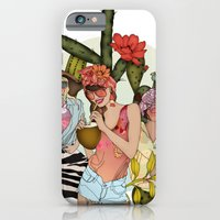 iPhone & iPod Case featuring Hot N' Steamy by annabours