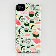 Sushi Love iPhone (4, 4s) Slim Case