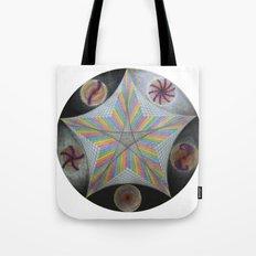 Galactic Pentagram (ANALOG zine) Tote Bag