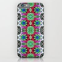 iPhone & iPod Case featuring Hawaiian Garden 4 by TheLadyDaisy