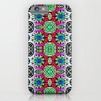 Hawaiian Garden 4 iPhone 6 Slim Case