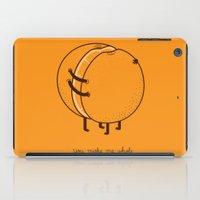 My Better Half iPad Case