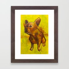 puchy  Framed Art Print
