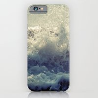 wave iPhone & iPod Cases featuring wave by Neon Wildlife