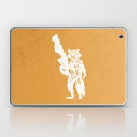 What's A Raccoon? Laptop & iPad Skin