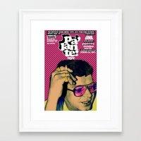 Pa'lante! NYC (September) Framed Art Print