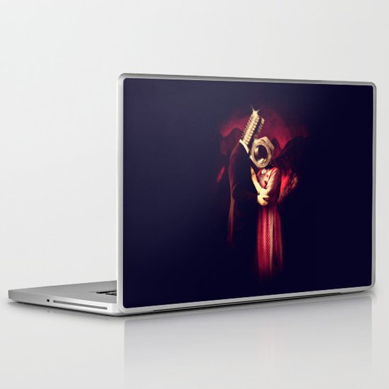 Screw Love Laptop & iPad Skin