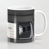 VHS And Chill Mug