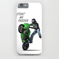 Stunt My Passion iPhone 6 Slim Case