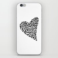 Wild Heart II iPhone & iPod Skin