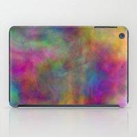 Rainbow Clouds iPad Case
