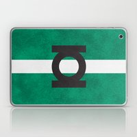 Color Greens Laptop & iPad Skin