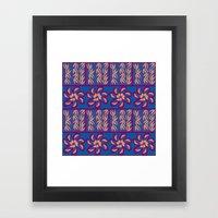 Abeba Framed Art Print