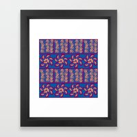 Abeba Framed Art Print