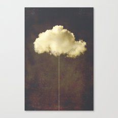 Im a cloud stealer Canvas Print
