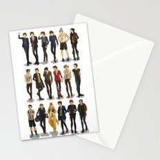 Styles' style Stationery Cards