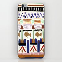 Pattern 004 iPhone & iPod Skin