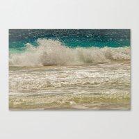 SEA CREST Canvas Print