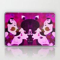 Ladies Pink Laptop & iPad Skin