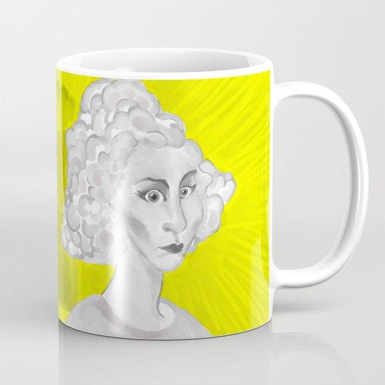 """Digital Witness"" - Virginia McCarthy Mug"