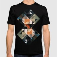 Smwwth Fyll Mens Fitted Tee Black LARGE