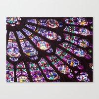 Rose Window (Notre Dame)  Canvas Print
