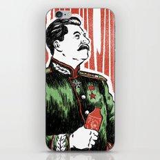Stalin Sauce iPhone & iPod Skin