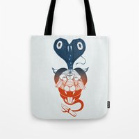ENDANGERED SPECIES Tote Bag