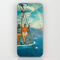 The Lift iPhone & iPod Skin