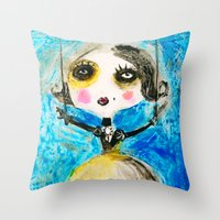 FIRST COCOTTE Throw Pillow