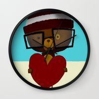 Yours Wall Clock