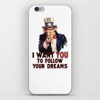 My Uncle Sam iPhone & iPod Skin