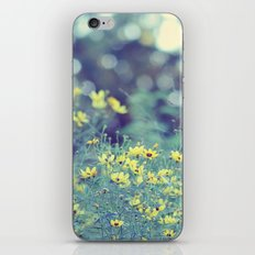 Dreamy days iPhone & iPod Skin