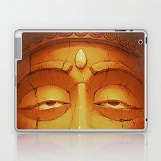 Buddha II Gold Laptop & iPad Skin