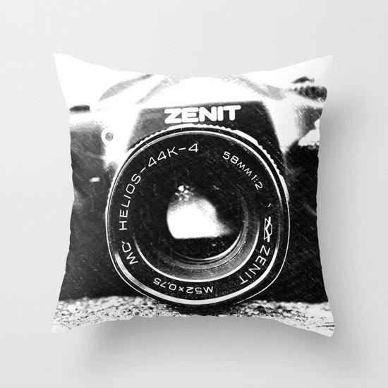 Basic is better Throw Pillow