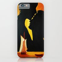 Romantic Sunset iPhone 6 Slim Case