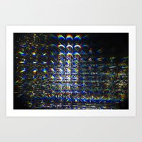 Reflection Of A Reflecti… Art Print