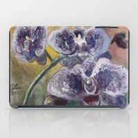 Orchid Morning iPad Case