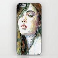 Heart Of A Rainforest iPhone & iPod Skin