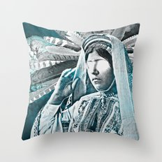 SORCERESS Throw Pillow