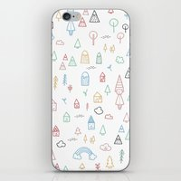 LOVELY NATURE iPhone & iPod Skin