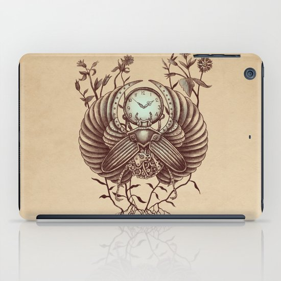 Time Flies iPad Case