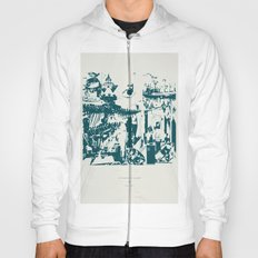 Other side of the glass. Hoody