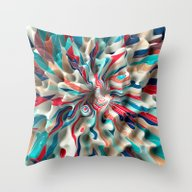Weird Surface Throw Pillow
