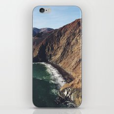 San Francisco Beach. iPhone & iPod Skin