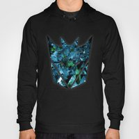 Decepticons Abstractness - Transformers Hoody