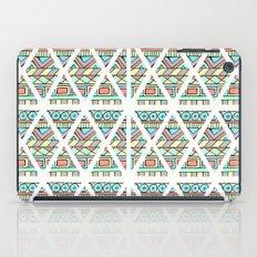 Aztec shapes iPad Case