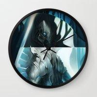 Ether Navigator Wall Clock