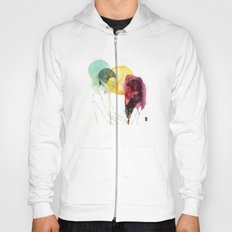 Love doesn't need words. Hoody
